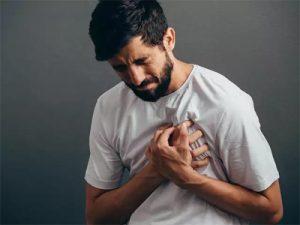 man experiencing stroke tbi condition